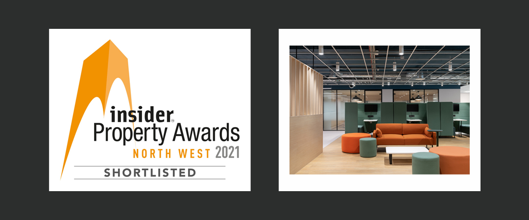 BROWN & BANCROFT'S ONWARD PROJECT SHORTLISTED FOR PROPERTY AWARDS